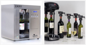 Wine fit One et Cubo