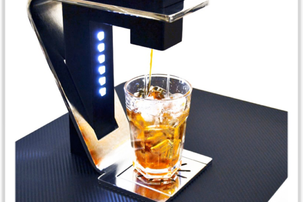 scene cocktail automatique