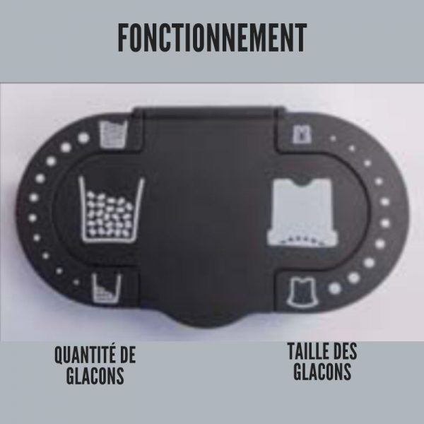 Ice O Matic Fonctions
