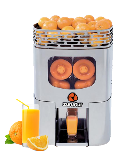 Vente En Ligne Machine à Jus D Orange Zunatur Basic Par Oenopro